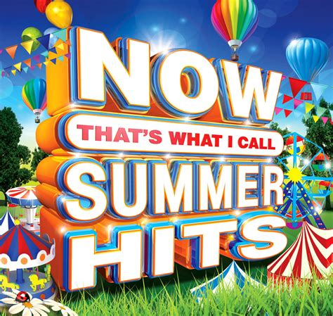 Now That's What I Call Summer Hits | Now That's What I